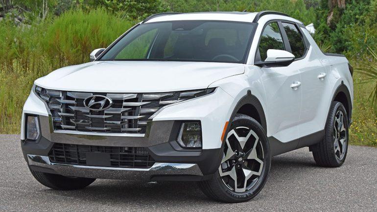 2022 Hyundai Santa Cruz Limited Review & Test Drive