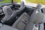 2022 mini john cooper works convertible back seats