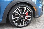 2022 mini john cooper works convertible 18-inch wheels