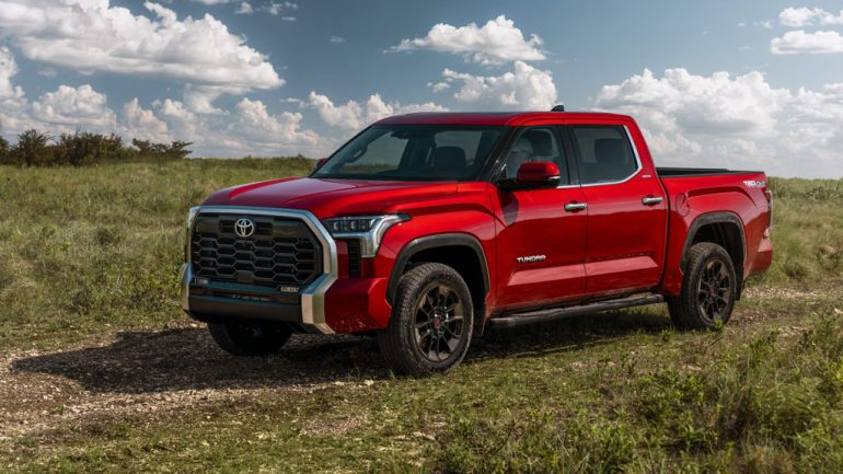 New Car Preview: 2022 Toyota Tundra Officially Revealed