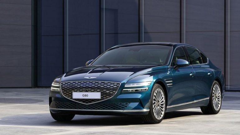 New Car Preview: 2023 Genesis Electrified G80 (G80 EV Sedan)