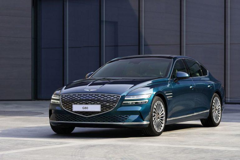 2023 Genesis G80 EV (Electrified G80)