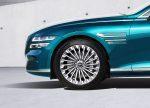 2023 Genesis G80 EV (Electrified G80) wheel tire