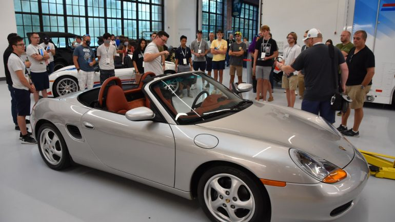 A Lost Art Found Again: Hagerty Driving Experience Teaches Youth How to Drive a Manual Transmission Vehicle
