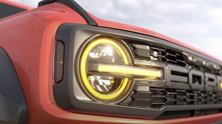 New Car Preview: 2023 Ford Bronco Raptor