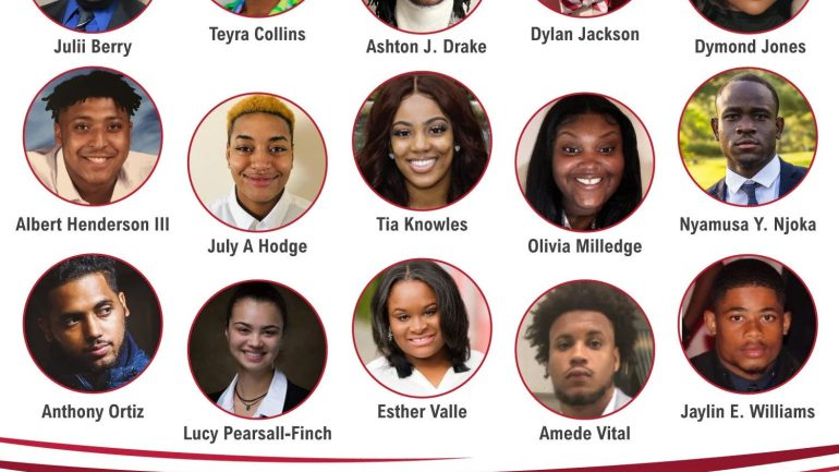 North Carolina Central University Students Awarded Internships with Stellantis and the Black Automotive Media Group