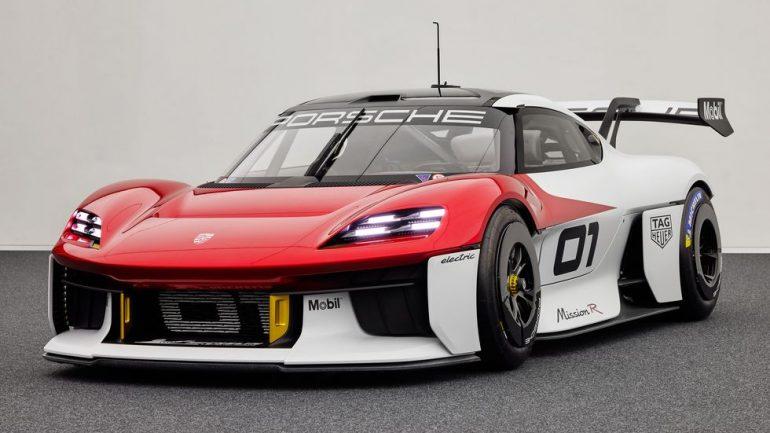 New Car Preview: Porsche Mission R Concept