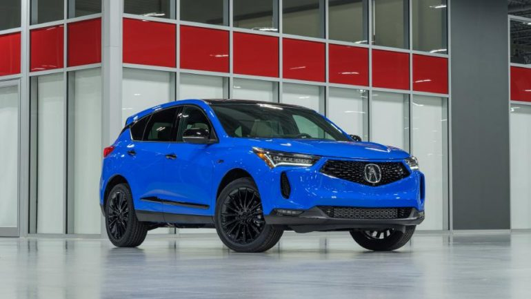 New Car Preview: 2022 Acura RDX