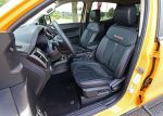 2021 ford ranger tremor front seats