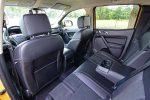 2021 ford ranger tremor cabin rear