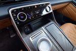 2021 genesis gv80 awd 3.5t prestige center console