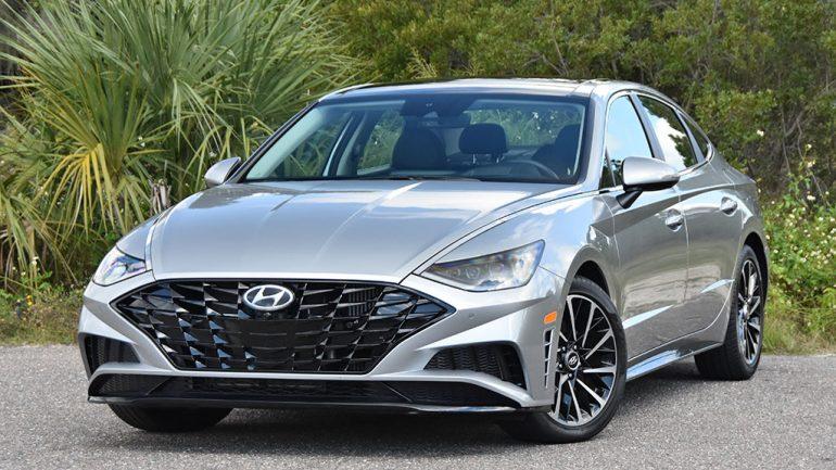 2021 Hyundai Sonata Limited Review & Test Drive – Charting the Trim Highlights