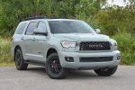2021 Toyota Sequoia TRD Pro Review & Test Drive