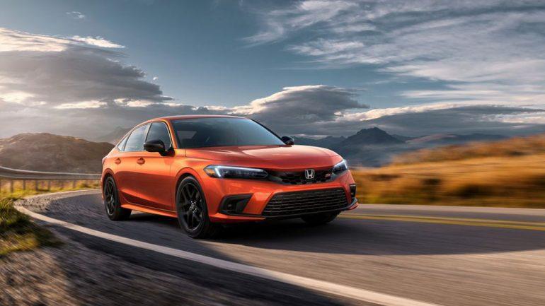New Car Preview: 2022 Honda Civic Si